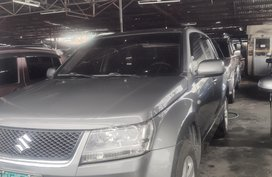 Silver 2007 Grand Vitara Automatic for sale in Quezon City