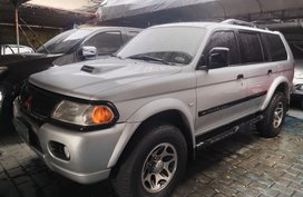 2005 Mitsubishi Montero Limited 2.8 Engine 4X4 Automatic in Quezon City
