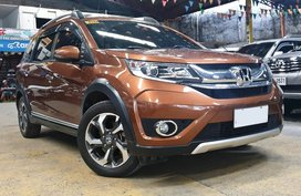 Used 2017 Honda BR-V at 20000 km for sale in Quezon City