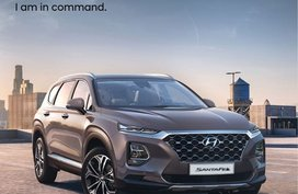 Sell 2019 Hyundai Santa Fe in Caloocan
