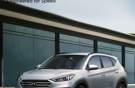 Silver 2019 Hyundai Tucson for sale in Caloocan