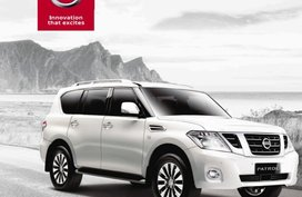 Brand New 2019 Nissan Patrol Royale for sale in Metro Manila