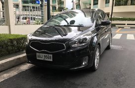 Used Kia Carens 2014 Automatic Diesel for sale in Taguig