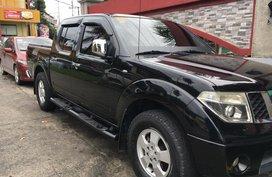 Sell Black 2013 Nissan Navara Manual Diesel