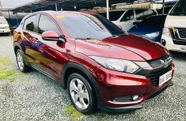 Red 2016 Honda Hr-V at 31000 km for sale