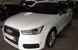 White Audi A1 2017 Automatic Gasoline for sale