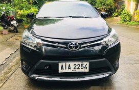 Black Toyota Vios 2015 for sale in Antipolo