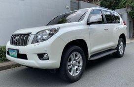 2011 Toyota Land Cruiser Prado for sale in Quezon City