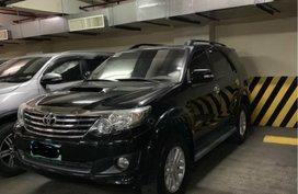 2014 Toyota Fortuner for sale in Cebu City
