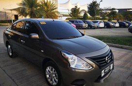 Grey Nissan Almera 2018 at 12000 km for sale