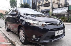 Black Toyota Vios 2018 for sale in Quezon City