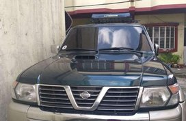 2001 Nissan Patrol for sale in Quezon City