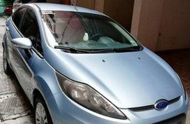 Sell Blue 2011 Ford Fiesta in Quezon City