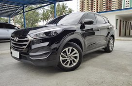 Black 2016 Hyundai Tucson at 41000 km for sale