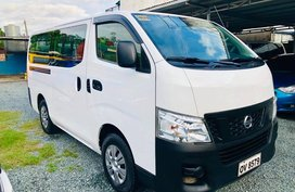 White 2016 Nissan Nv350 Urvan for sale in Las Pinas