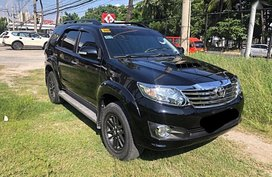 2015 Toyota Fortuner for sale in Makati