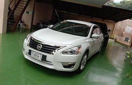 Sell 2015 Nissan Altima Automatic Gasoline at 30748 km