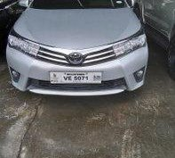 Sell Silver 2016 Toyota Corolla Altis at 39000 km