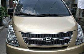 2011 Hyundai Starex for sale in Parañaque