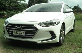 2018 Hyundai Elantra for sale in Davao City
