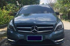 2013 Mercedes-Benz B-Class for sale in Manila