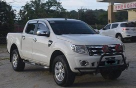 2012 Ford Ranger for sale in Dumaguete