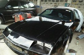 Sell Black 1986 Chevrolet Camaro