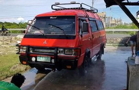 2000 Mitsubishi L300 Manual Diesel for sale