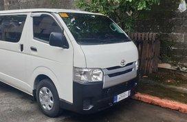 2018 Toyota Hiace for sale in Manila
