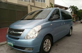 2011 Hyundai Grand Starex for sale in Manila