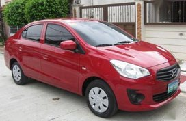 Selling 2014 Mitsubishi Mirage G4 Sedan in Quezon City