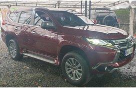 2016 Mitsubishi Montero Sport for sale in Quezon City