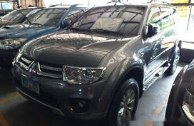 2014 Mitsubishi Montero Sport at 53850 km for sale