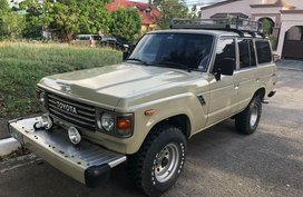 Toyota Land Cruiser 1981 for sale in Parañaque