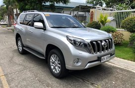 2016 Toyota Land Cruiser Prado at 38000 km for sale