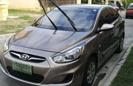 Hyundai Accent 2012 for sale in Las Pinas