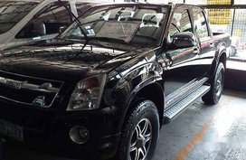 Sell Black 2013 Isuzu D-Max at 48505 km