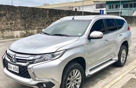 2017 Mitsubishi Montero Sport for sale in Las Pinas