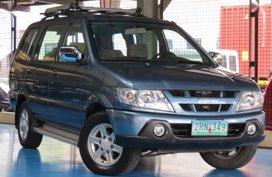 2008 Isuzu Crosswind for sale in Quezon City