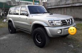 2003 Nissan Patrol for sale in Muntinlupa