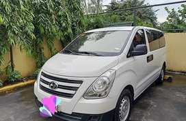 2017 Hyundai Starex for sale in Paranaque