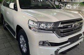 Sell White 2019 Toyota Land Cruiser Automatic Diesel