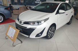 2019 Toyota Vios for sale in Pasig