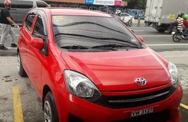 Toyota Wigo 2016 for sale in Paranaque
