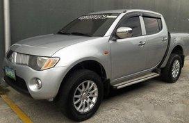 Sell Silver 2008 Mitsubishi Strada at 145760 km