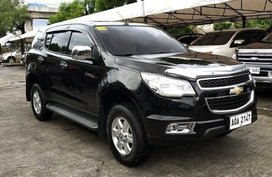 Black Chevrolet Trailblazer 2014 for sale in Cainta