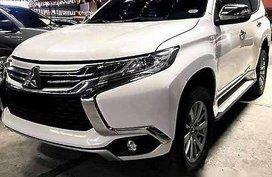 Selling Mitsubishi Montero Sport 2016 at 62000 km
