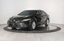Selling Black Toyota Camry 2019 Automatic Gasoline