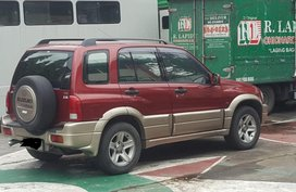 2001 Suzuki Vitara for sale in Quezon City