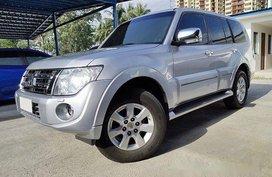 Selling Mitsubishi Pajero 2014 Automatic Diesel